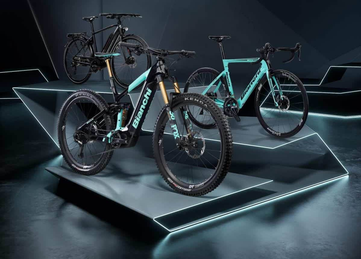 """Featured image for """"Bianchi selects eBike Central for all new eBike lineup!"""""""