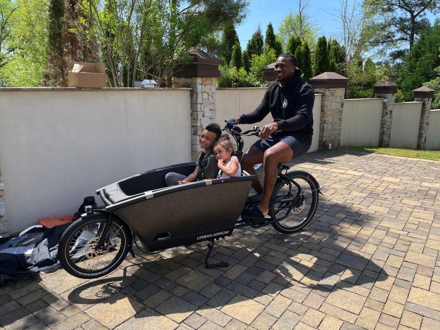 Urban Arrow Family to Cordarrelle Patterson