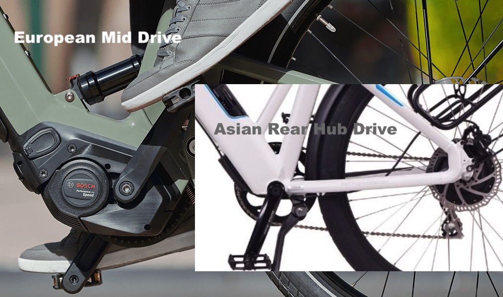 """Featured image for """"Asian and European eBikes, what's the difference?"""""""